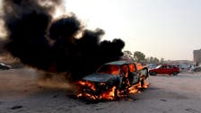 Medic: Car bombing kills Libyan army officer