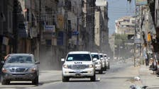 Report: Syrian chemical weapons mission funded only until end of month