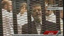 النائب العام يسمح بزيارة سليم العوا والدماطي لمرسي