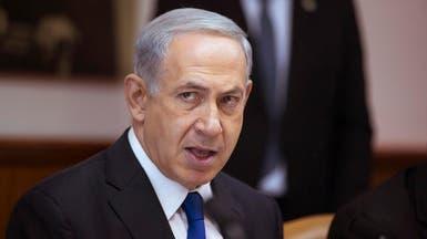 نتنياهو يتوعد برد قوي على إطلاق 130 صاروخا من غزة