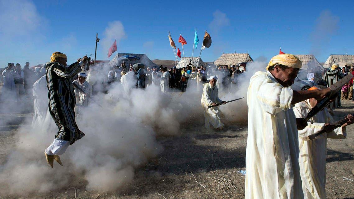 Morocco's Green March anniversary