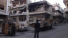Activist group: Syrian rebel army seizes large arms depot in Homs