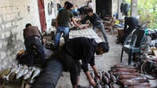 Syrian opposition figure describes proposed talks as 'impossible'