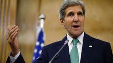 Syria talks date to slip by only week or two: Kerry