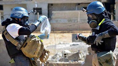 """مواجهة بين الغرب وروسيا حول """"كيمياوي"""" سوريا"""