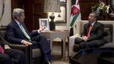 Kerry backs Jordan aid call for Syria refugees