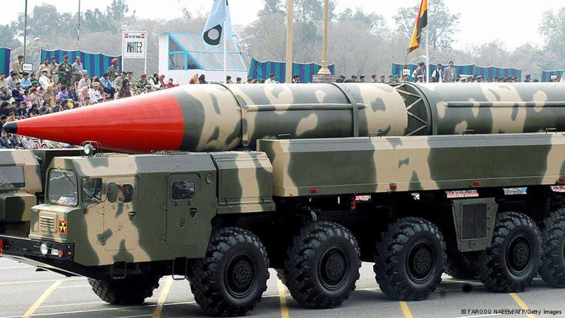 Pakistan nuclear (AFP)