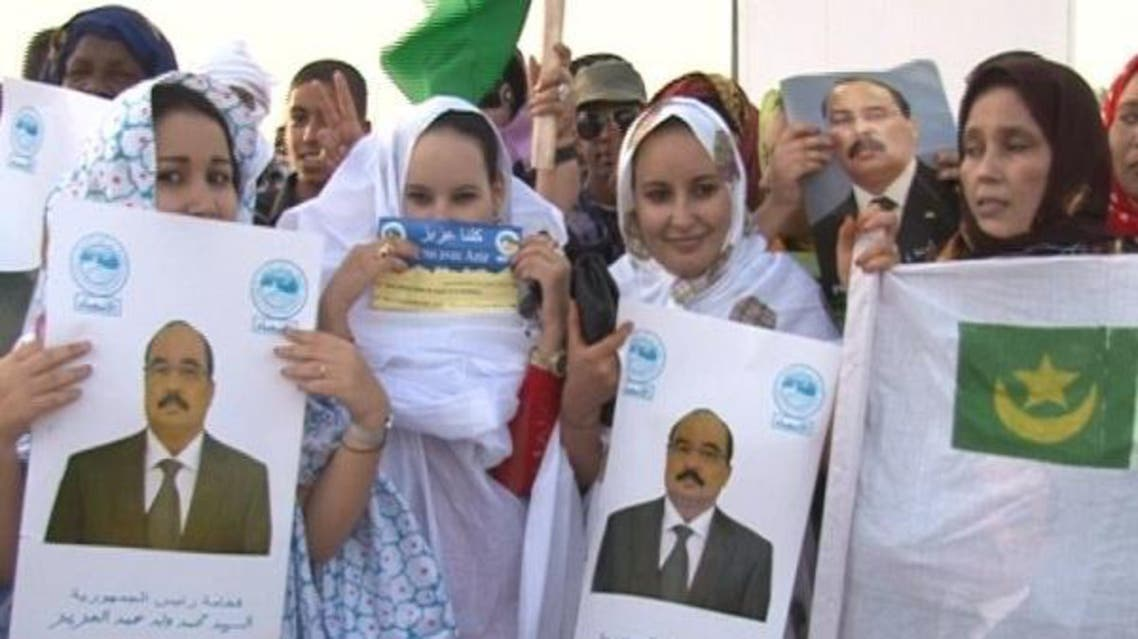 انطلاق الحملة الانتخابية وسط غياب المعارضة في موريتانيا
