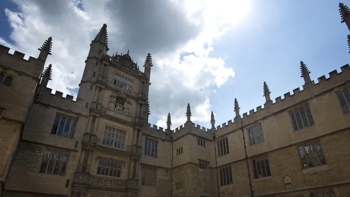 AFP Oxford Uni