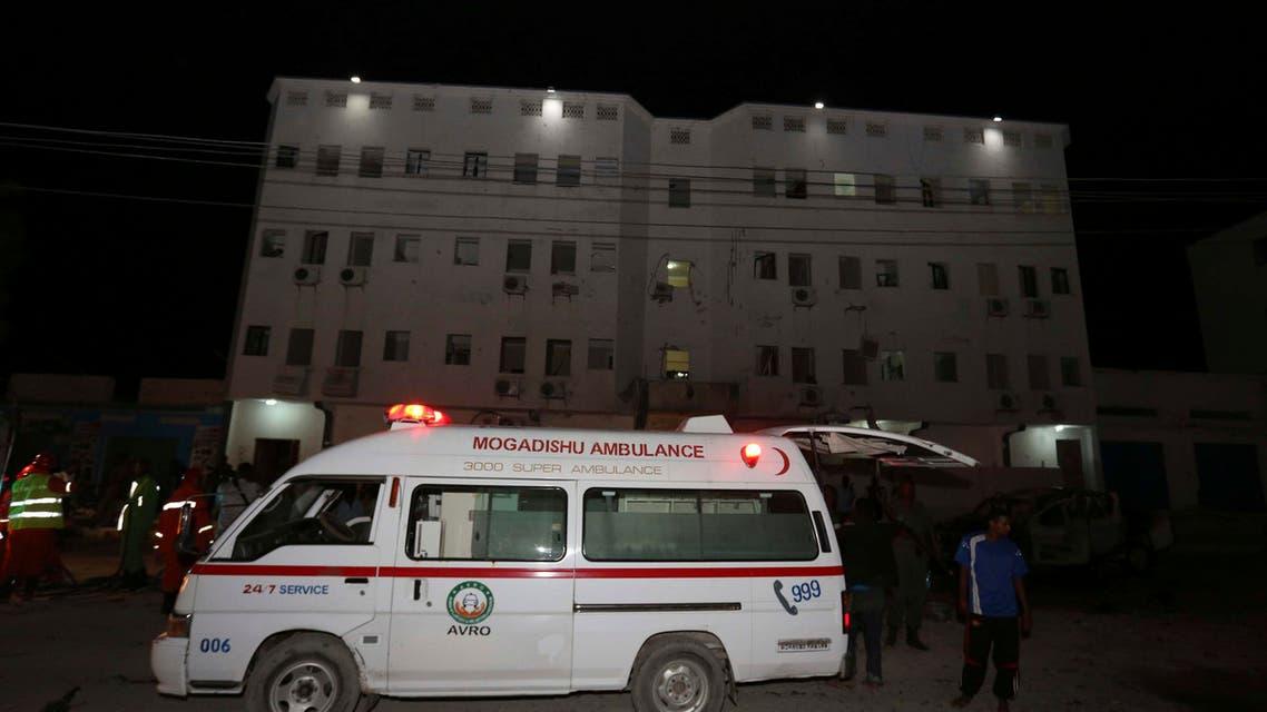 Somalia (Reuters)
