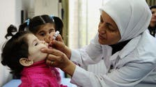 Syria, neighbors to vaccinate 20 million children against polio