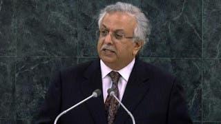 المعلمي: قطر تدعم الإرهاب لزعزعة أمن السعودية