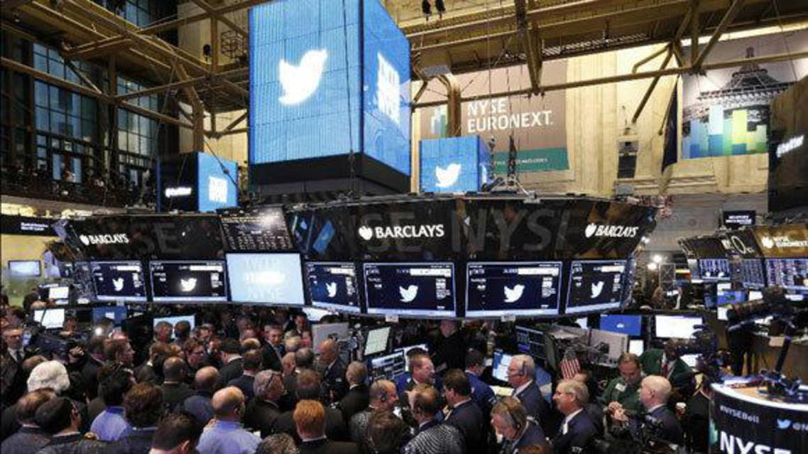 twitter trading reuters