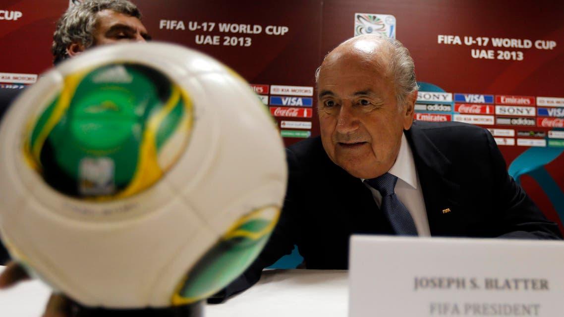 AFP Blatter