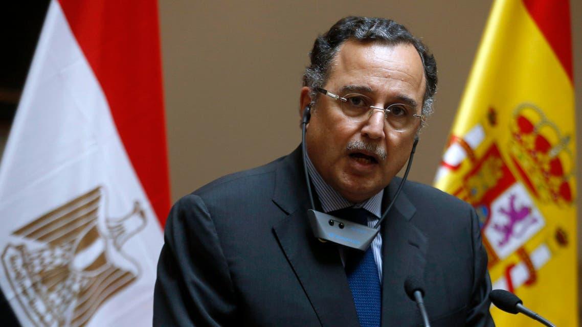 Egypt FM reuters