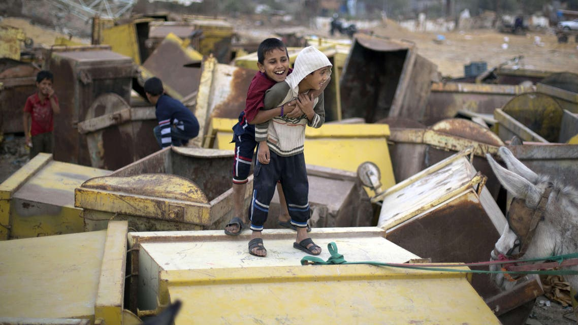 A day in the life of the Gazan community