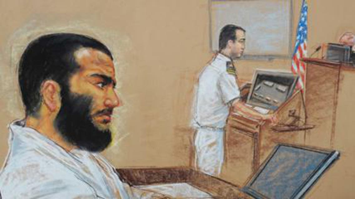 Toronto-born Omar Khadr was detained by U.S. forces in 2002 and has been accused him of killing a U.S. soldier and planting landmines to kill American soldiers. (File photo: Reuters)