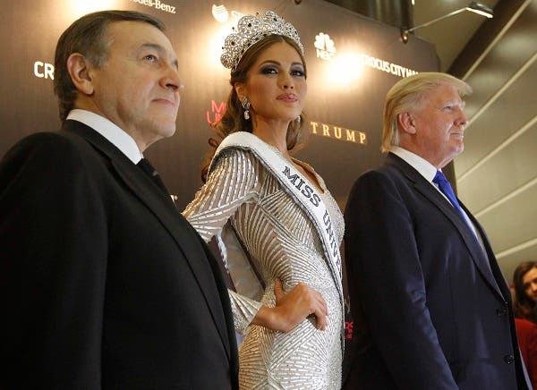 Venezuelan crowned Miss Universe