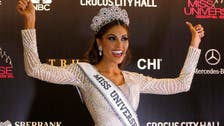 Venezuelan crowned Miss Universe in Moscow ceremony