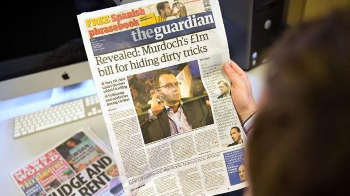 In an editorial this week, the Guardian said the anger against the leaks was misplaced, focusing on the media who published them rather than the agencies who lost the data.