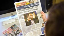 British MPs to quiz Guardian editor on Snowden leaks