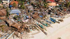 At least 10,000 feared dead in typhoon-hit Philippine province