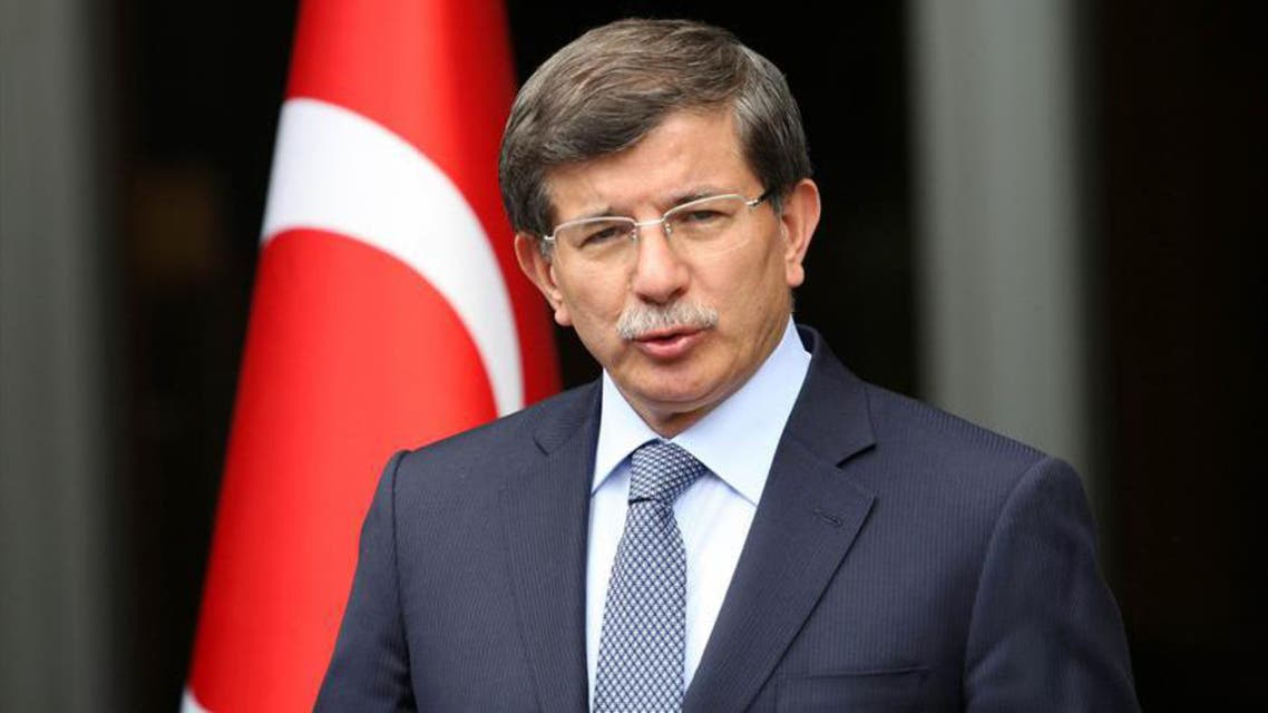 AFP Davutoglu Turkish FM