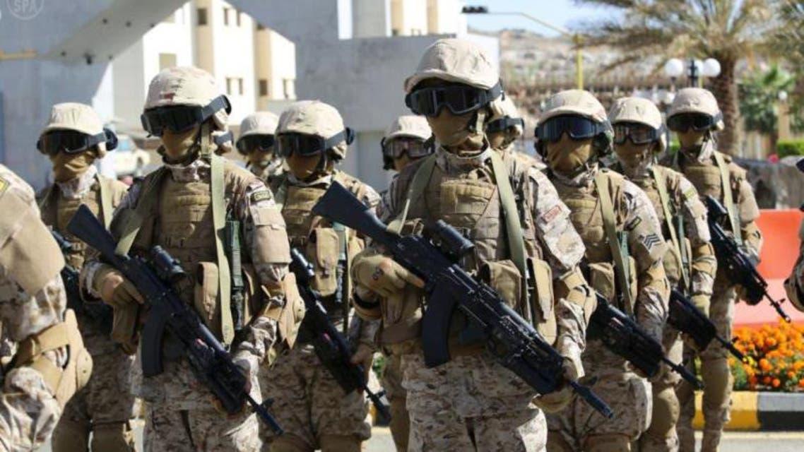 تدريب عسكري بين السعودية وفرنسا