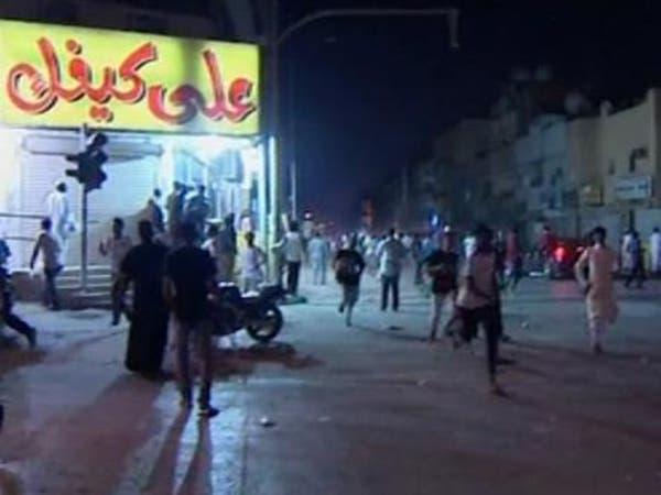 الأمن يقبض على 561 إثيوبياً في أعمال شغب جنوب الرياض