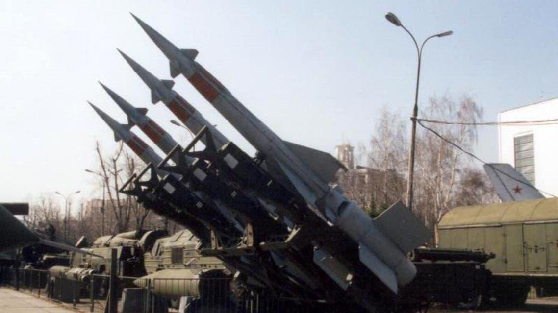 صواريخ سام 7