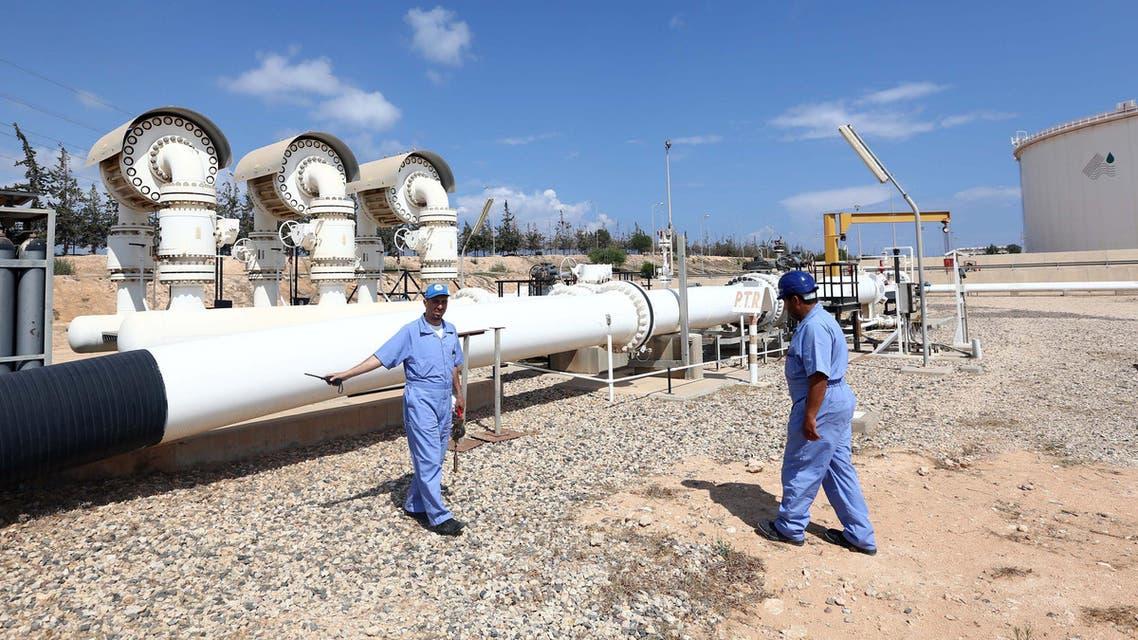 AFP libya oil