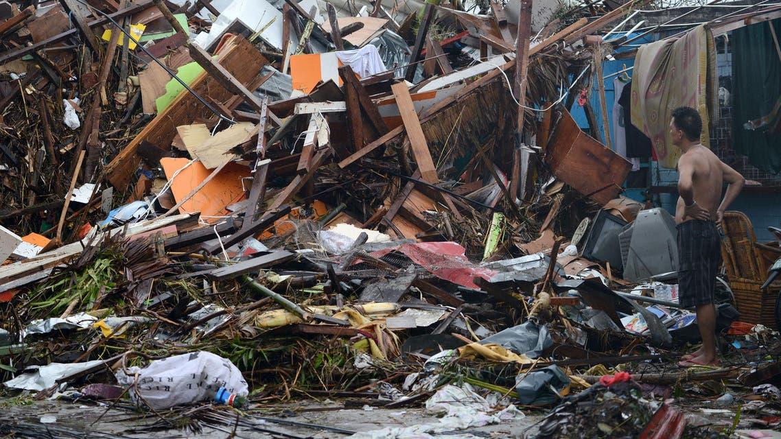 AFP typhoon