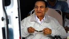 سوء الأحوال الجوية يحول دون وصول مبارك للمحكمة