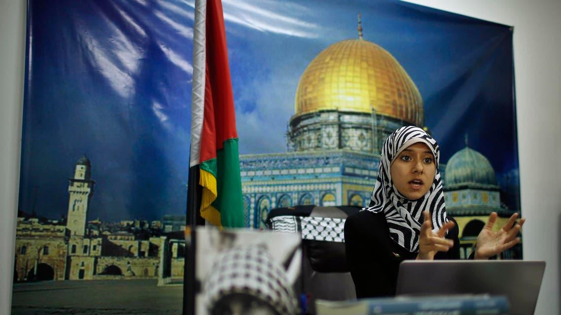Reuters hamas spokeswoman