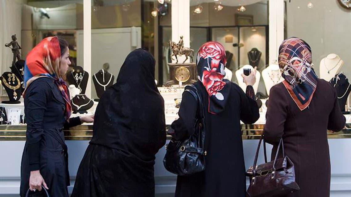 reuters women iran