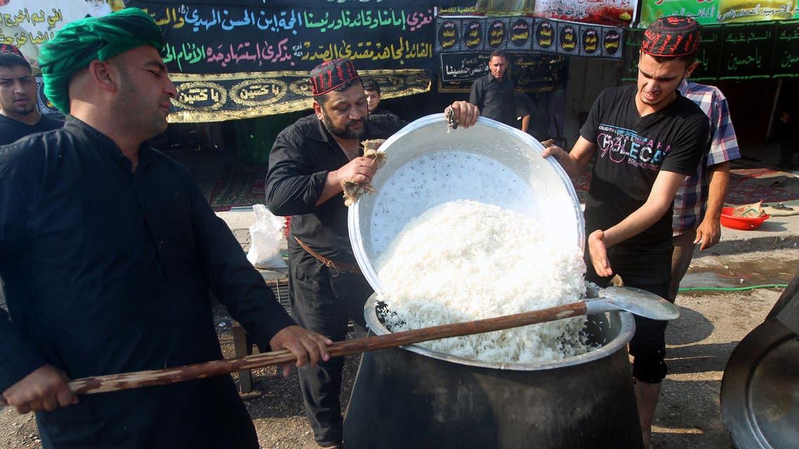 Shiites prepare for Ashura
