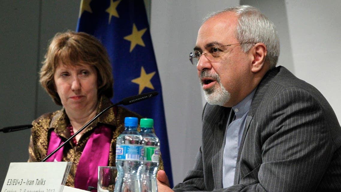 iran foriegn mininster reuters