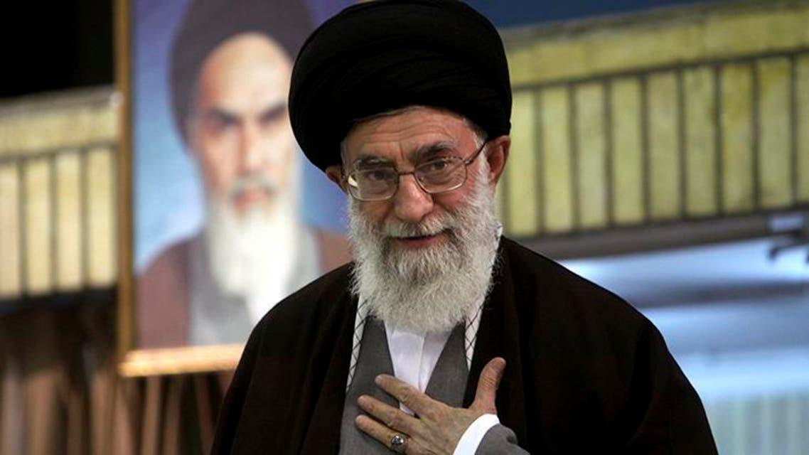 Khamenein Reuters