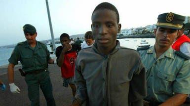 """المغرب يمنح """"أوراقاً رسمية"""" لـ 25 ألف مهاجر سري"""