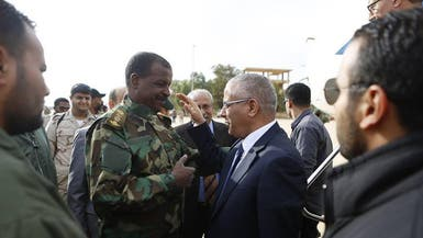 """زيدان يزور بنغازي ويطلق تحذيرات عسكرية ضد """"برقة"""""""