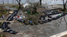Dead bodies litter wreckage from Philippines typhoon