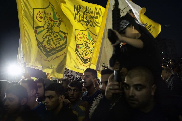 Palestinians mark Yasser Arafat's death