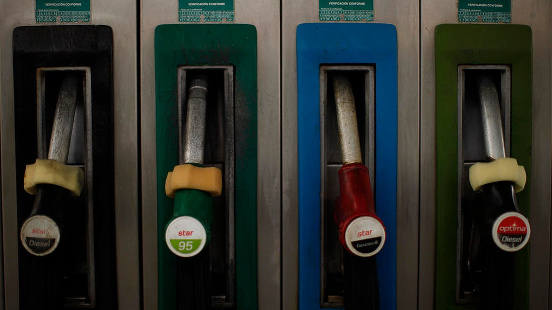 Brent crude prices recovered some lost ground after speculation the Fed may soon start to reduce its monetary stimulus. (File photo: Reuters)