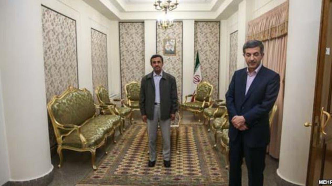 مكتب احمدي نجاد