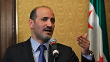 Syrian opposition to attend Geneva peace conference