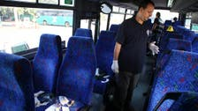 Palestinian, 16, kills Israeli soldier in bus stabbing