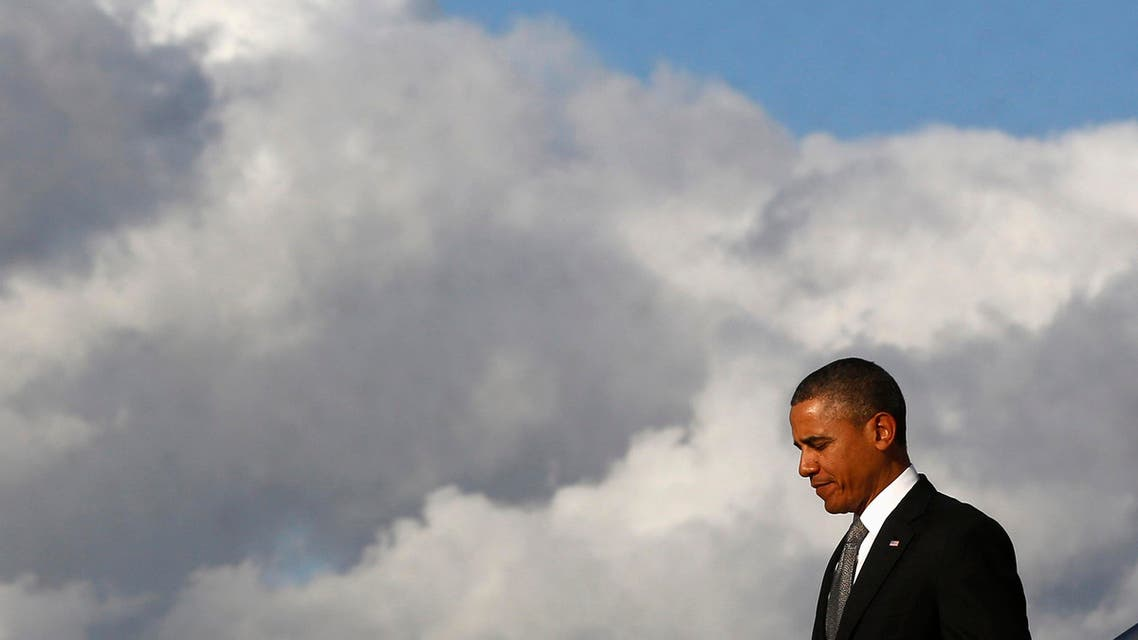 Obama has vowed he will not allow Iran to develop a nuclear weapon. reuters