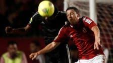 Egyptian soccer team punishes player over Mursi gesture