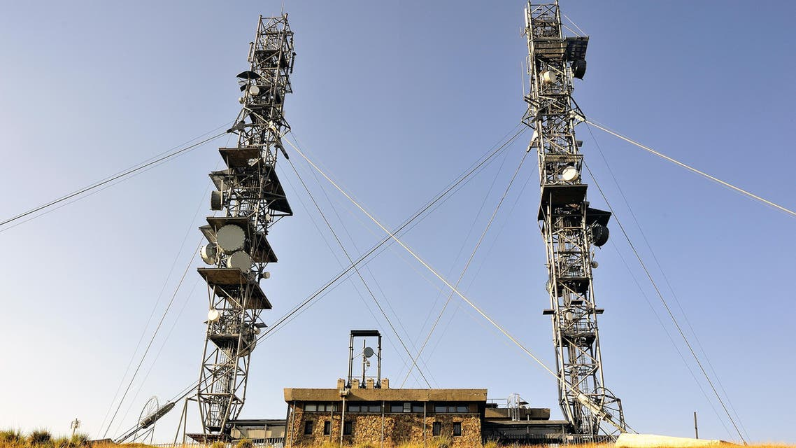telecom tower shutterstock