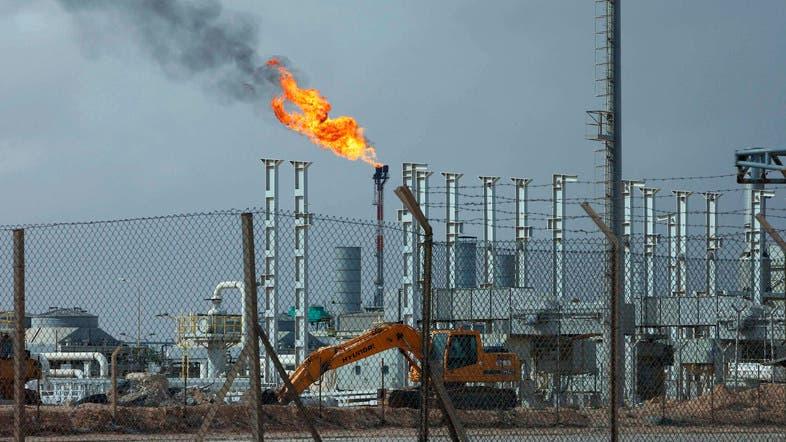 South Iraq oilfields calm